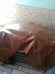 Grey Italian upholstery leather