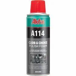 A114 Carb & Choke Cleaner