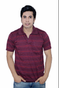 Stylish Maroon T Shirt