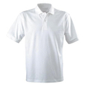 Half Sleeves Casual Wear White Collar T-shirts, Size: Xl