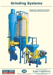 Pulses Grinding Machine