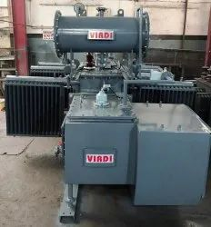 3-Phase 5000kVA Oil Cooled Power Transformer