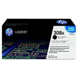 HP Q2670A 308A Black Laser Toner Printer Cartridge