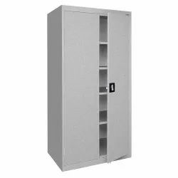Double Door Color Coated Metal Cabinet For Office
