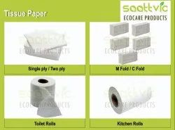 White Tissue Paper for Home