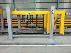 Horizontal AAC Steel Wire Cutting Machine