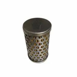 Stainless Steel Lube Oil Filter