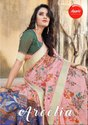 Apple Arcelia Linen Silk Saree Catalog Collection at Textile Mall