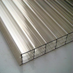 Triple Wall Polycarbonate Sheets