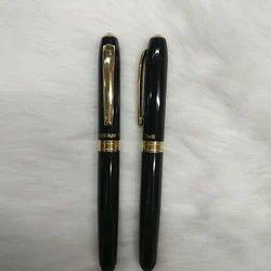 Official Metallic Ballpoint Pen