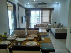 Residential Flat 3BHK ready to move mohali, Area of Construction: Good