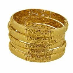 Ladies Wedding Bangles, Packaging Type: Box