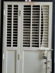 Mild Steel Safety Grill Door