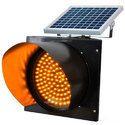 LED Solar Traffic Blinker