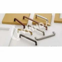 119 Vertical D SS Cabinet Handle