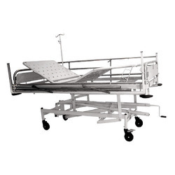 High Low ICU Bed