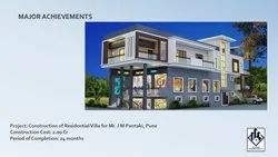 Residential Building Construction Services, Location: Pune