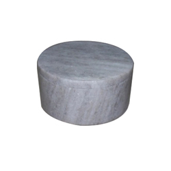 Marble Round Boxes