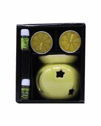 Aroma Oil Burner Gift Set
