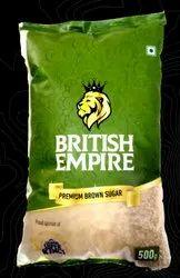 Sugar Brown British 1/2 Kg Pkt