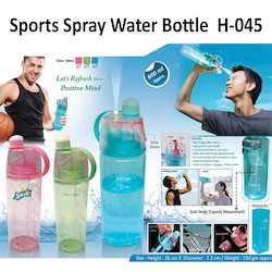 Sports Spray Water Bottle H-045