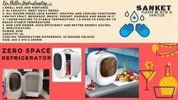 Zero Space Refrigerator