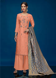 Silk Palazzo Suits