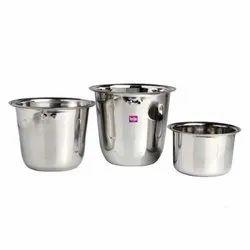 304 Stainless Steel Mixer Jar and Wati