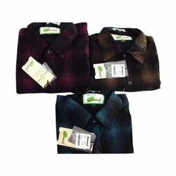Panwood M to 4XL Mens Checkered Shirt, 18 to 70