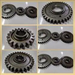 Rotavator Side Gears 20/28/35 Teeth  Shaktiman