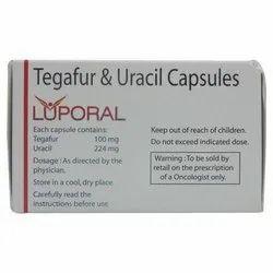 Luporal - Tegafur and Uracil Capsules