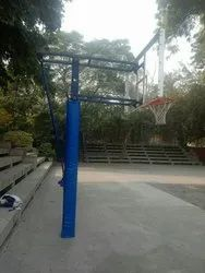 Basketball Pole Height Adjustable