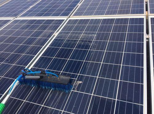 Solar Panel Cleaning System Cleaning Machines