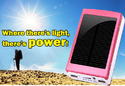 Solar Power Bank 20 Led  P-001 ( Without  Packing And Without Gst )