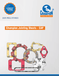 Champion Gaskets and Packing Materials