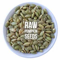 Natural Green Raw Pumpkin Seeds, Packaging Size: 50 Kg