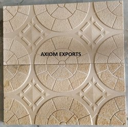 Wall Cladding MINT Designers tiles in Natural stone, Thickness: 10 - 12 mm, Size: 30x60 Cm