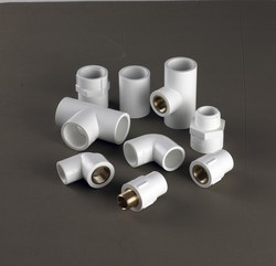 UPVC Structure Pipe Fittings, Size: 2 inch