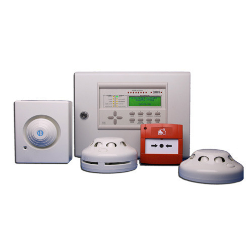 Honeywell Fire Alarm System | Home Security Solution