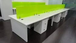 Open Office System Working Desk