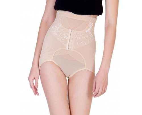 555719dc94 American-elm Women s Nylon Beige Coloured Shapewear at Rs 399  pc ...
