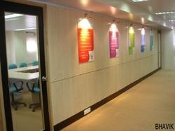 Corporate Office Partition