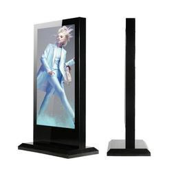 Digital Advertising Standee