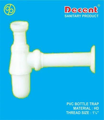 PVC Bottle Trap