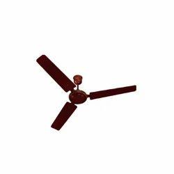 Brown Metal Udaan Ceiling Fan