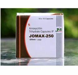 Amoxycillin Trihydrate Capsules