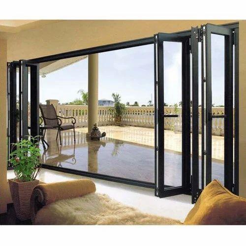 Aluminium Folding Door, Aluminium Foldable Door, Aluminium Folding ...