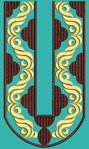 Mens Kurta Embroidery Designs At Rs 700 Downloadable Designs