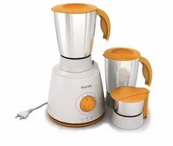 SS And Plastic Mixer Grinder, For Wet & Dry Grinding, 500W