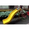 Outdoor FRP Wave Slide